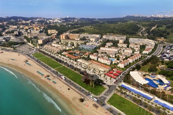 Лучшие отели Испании для отдыха с детьми!