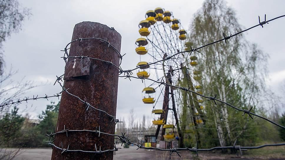 Таинственное место Украины – Чернобыль.