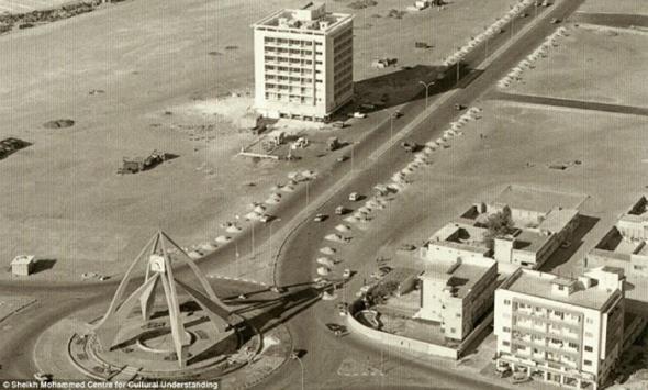Абу-Даби в 1958 году