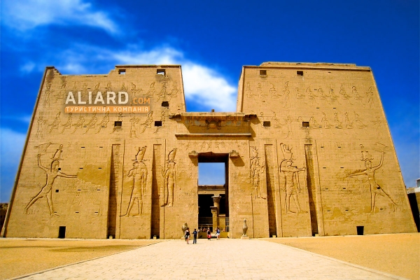 Храм Эдфу (Египет) Горячие туры в Египет от туристического агентства Aliard