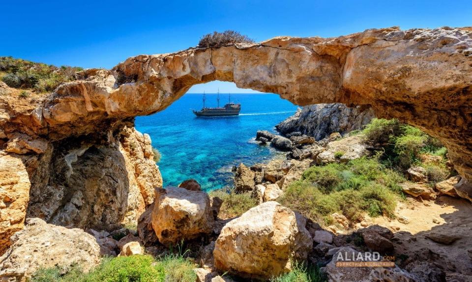 Кипр – остров Пафоса