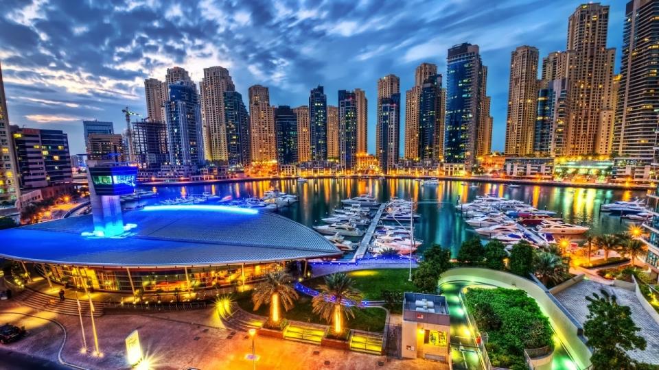 Дубай — город с историей